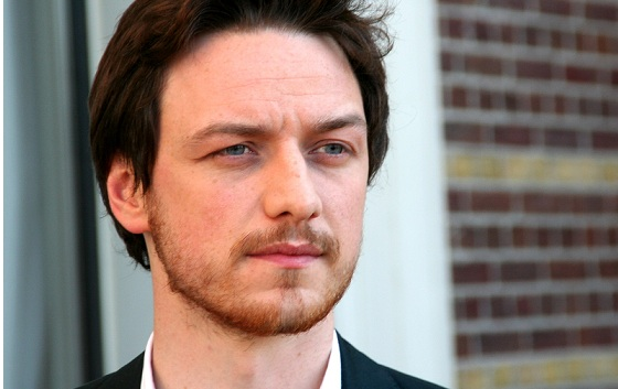 James McAvoy RedLanComics