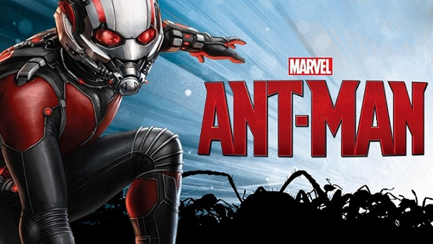 Marvel Ant Man RedLanComic