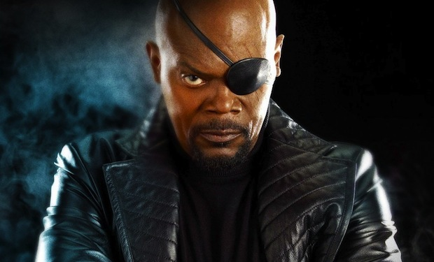 Nick fury RedLanComics