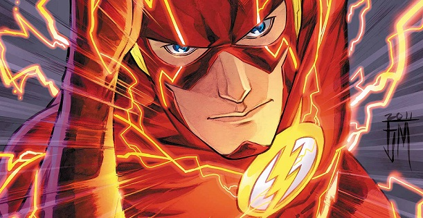 flash RedLanComics