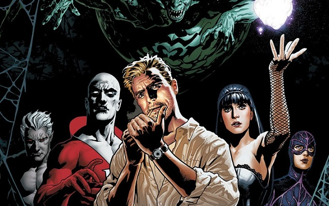 justice league dark RedLanComic