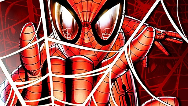 ASpiderman RedLanComics