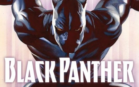 BlackPantherComic1 RedLanComics