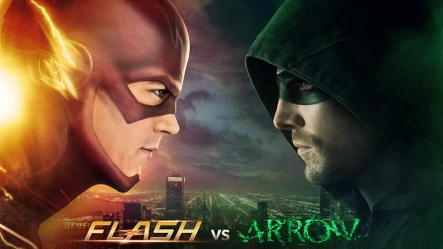 flash vs arrow RedLanComics