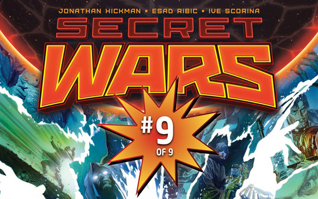 secret wars9 RedLanComics