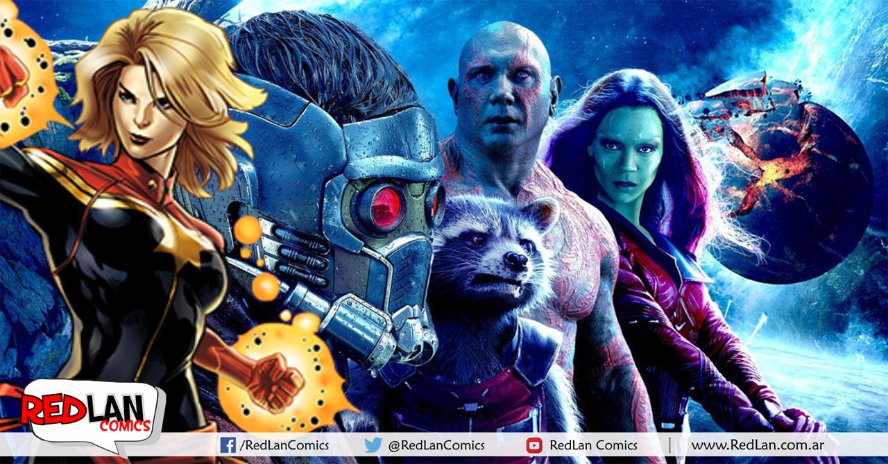 Confirmado, Guardians Of The Galaxy Vol. 2 Tendrá Escena