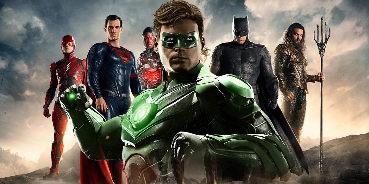 Podría haber 2 Green Lantern en Justice League